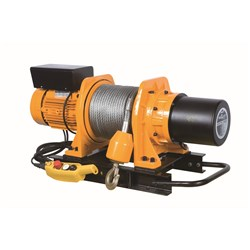 Beaver Electric Three Phase Winches - 415v