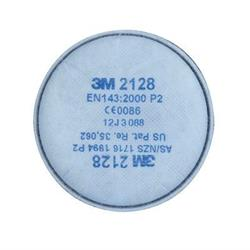 3M Particulate Filter 2128 Ozone & Nuisance Level Acid Gases & Organic Vapours w/ Low Vapour Pressure