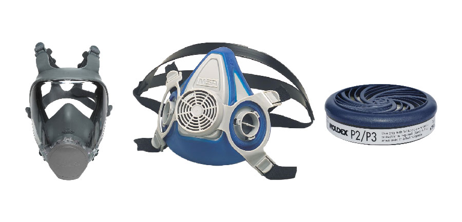 Reusable Respirators & Filters