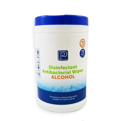 Premier Alcohol Wipes